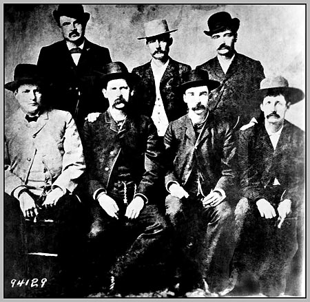 Dodge City Peace Commission,Old West Gambling
